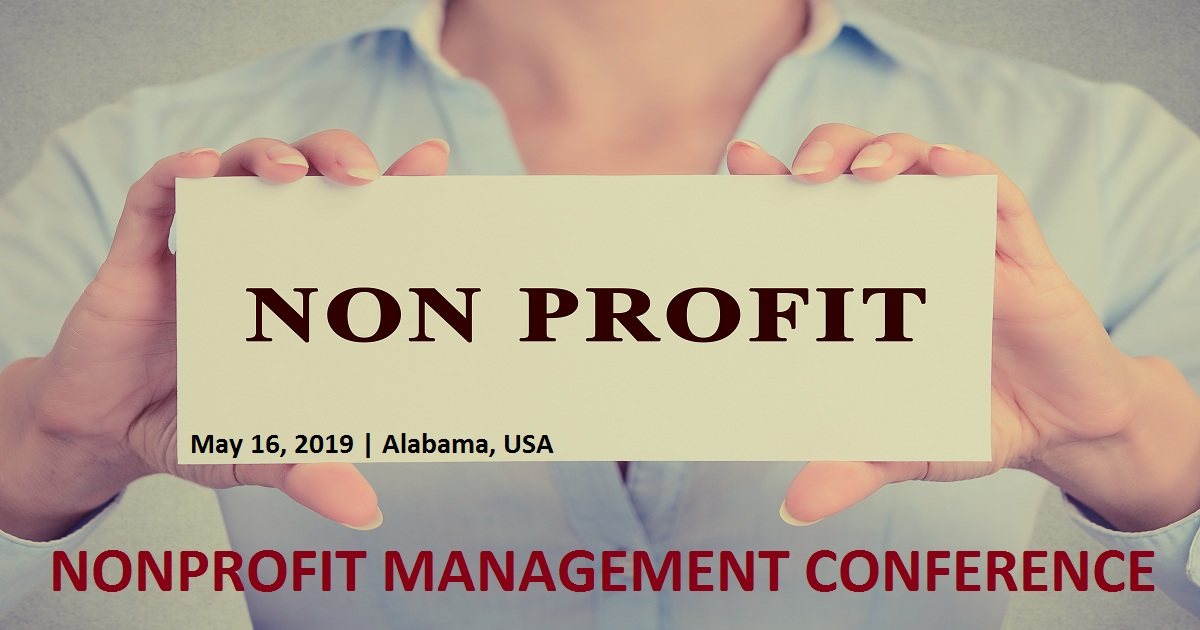 NONPROFIT MANAGEMENT CONFERENCE
