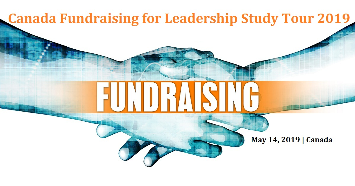 Canada Fundraising for Leadership Study Tour 2019