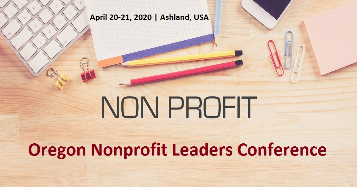 Oregon Nonprofit Leaders Conference