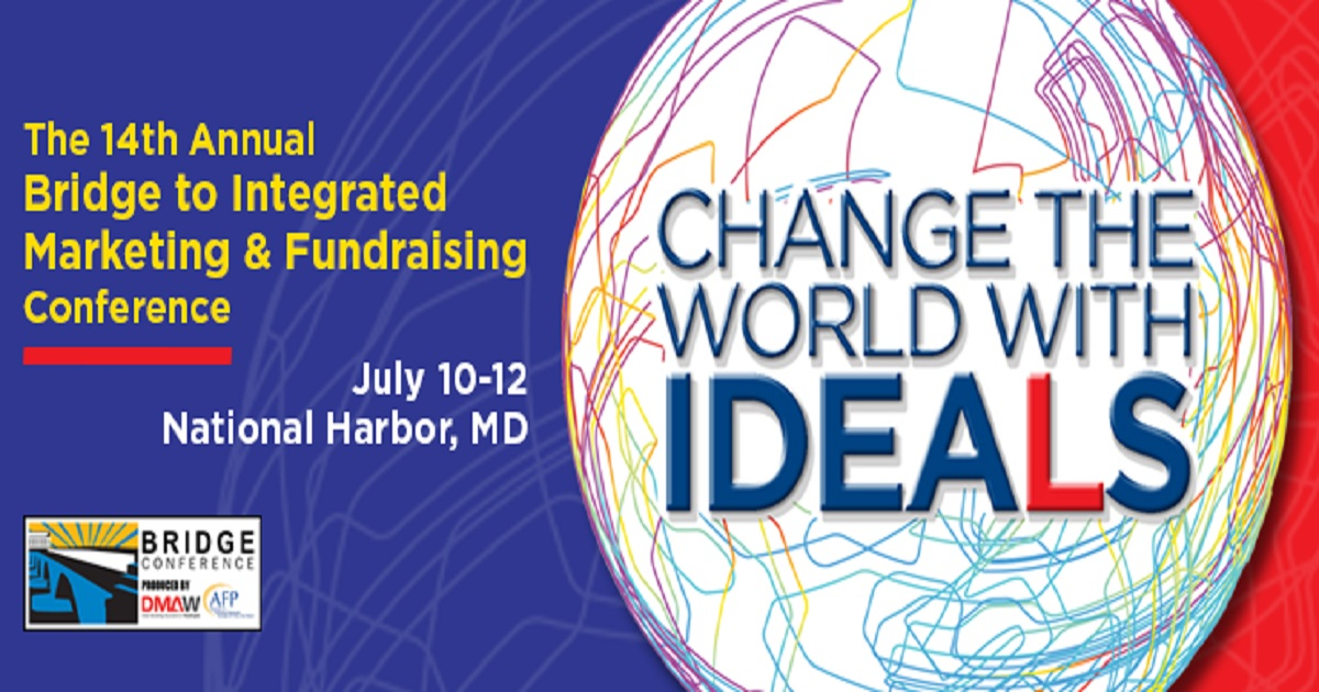 14th Annual Bridge to Integrated Marketing & Fundraising Conference
