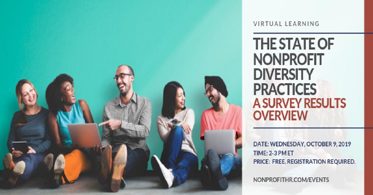 2019 Nonprofit Diversity Practices Survey