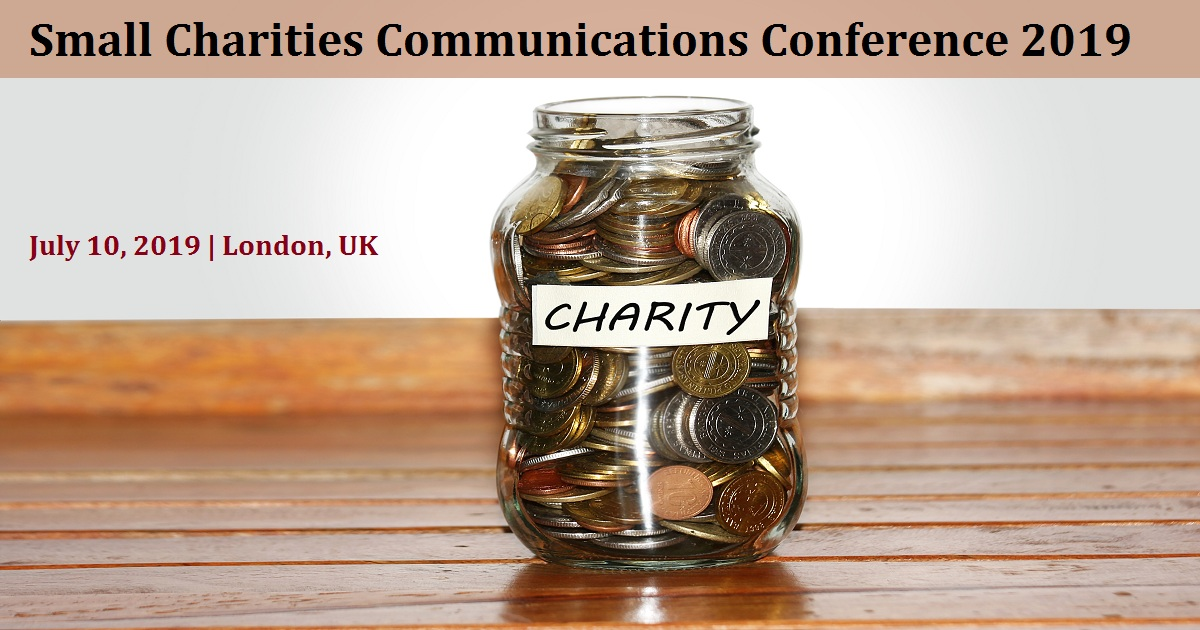 Small Charities Communications Conference 2019