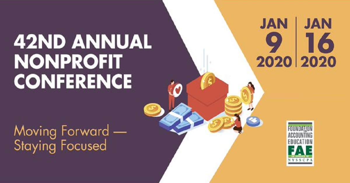 42nd Annual Nonprofit Conference (NYC)
