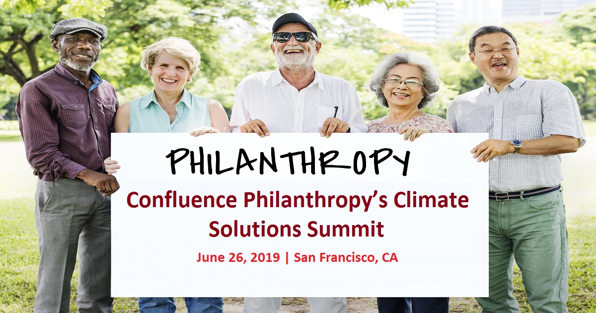 Confluence Philanthropy's Climate Solutions Summit