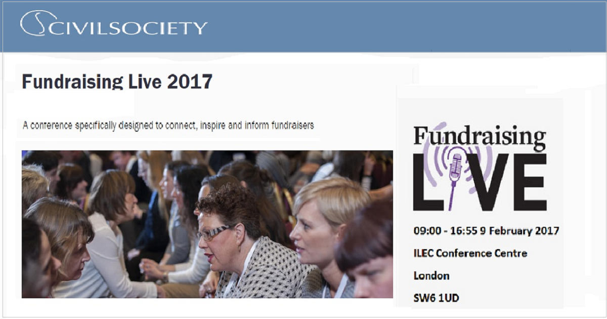 Fundraising Live 2017