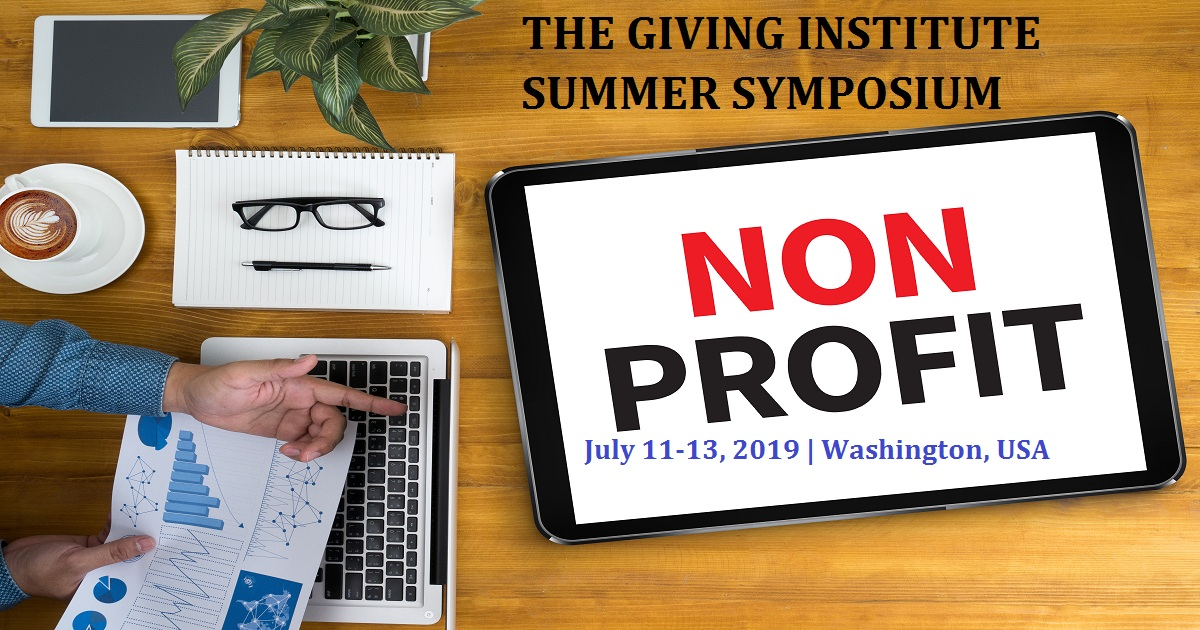 THE GIVING INSTITUTE SUMMER SYMPOSIUM
