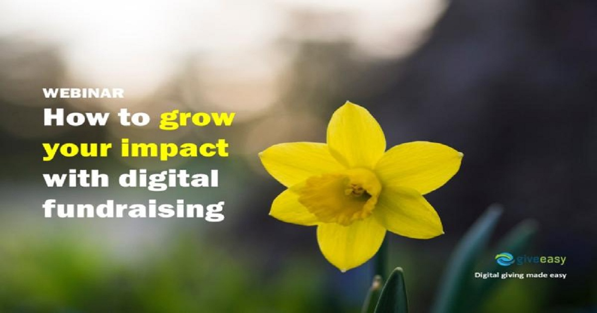 How to grow your impact with digital fundraising