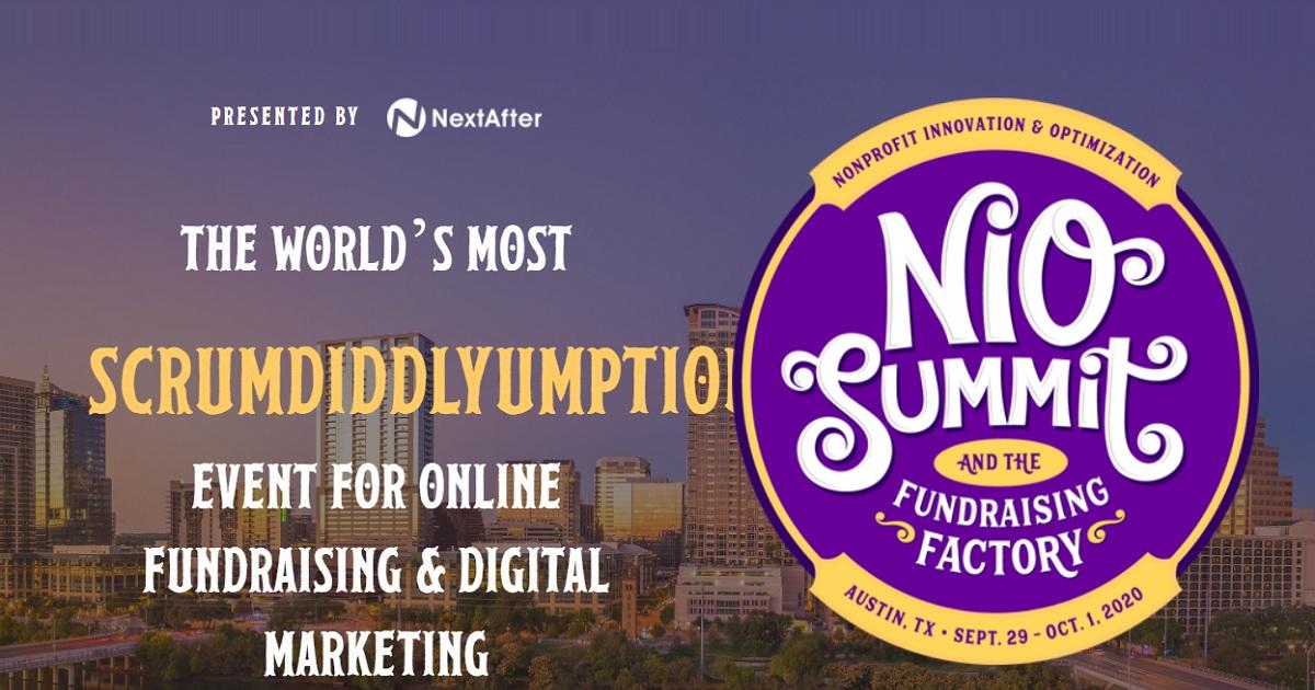 The Nonprofit Innovation & Optimization Summit
