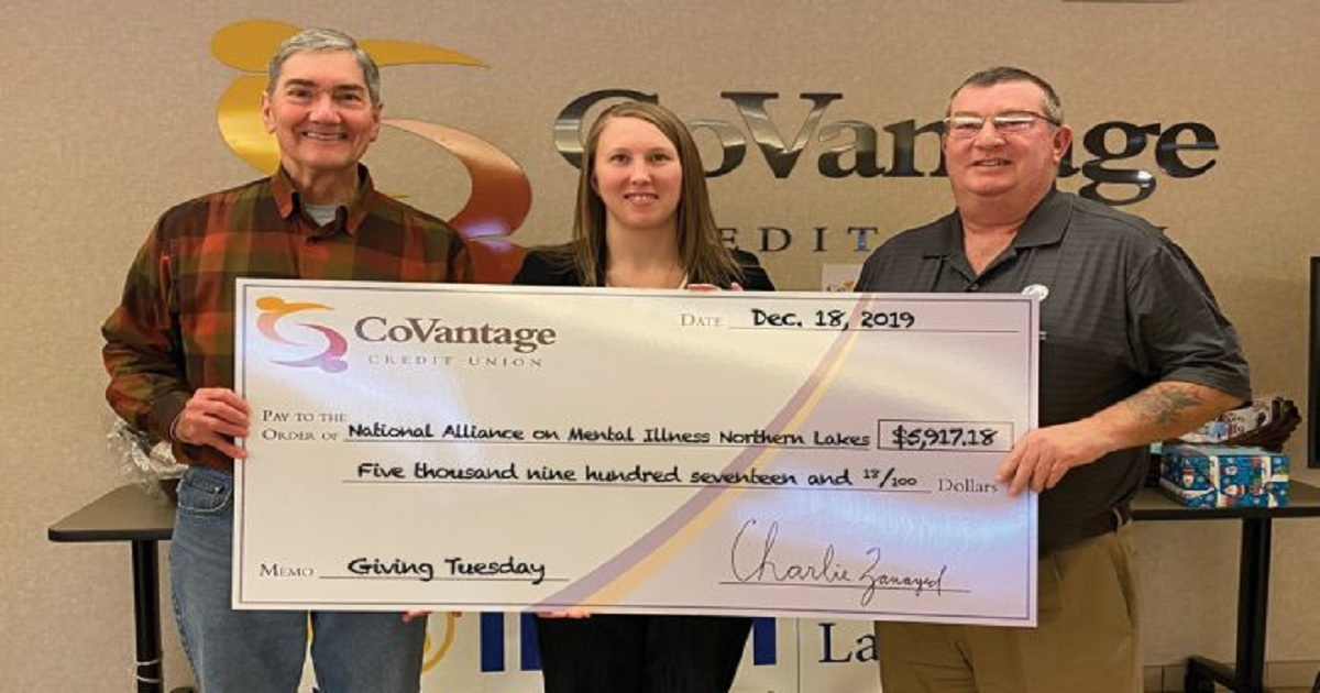 Local nonprofits benefit from 'CoVantage Cares'