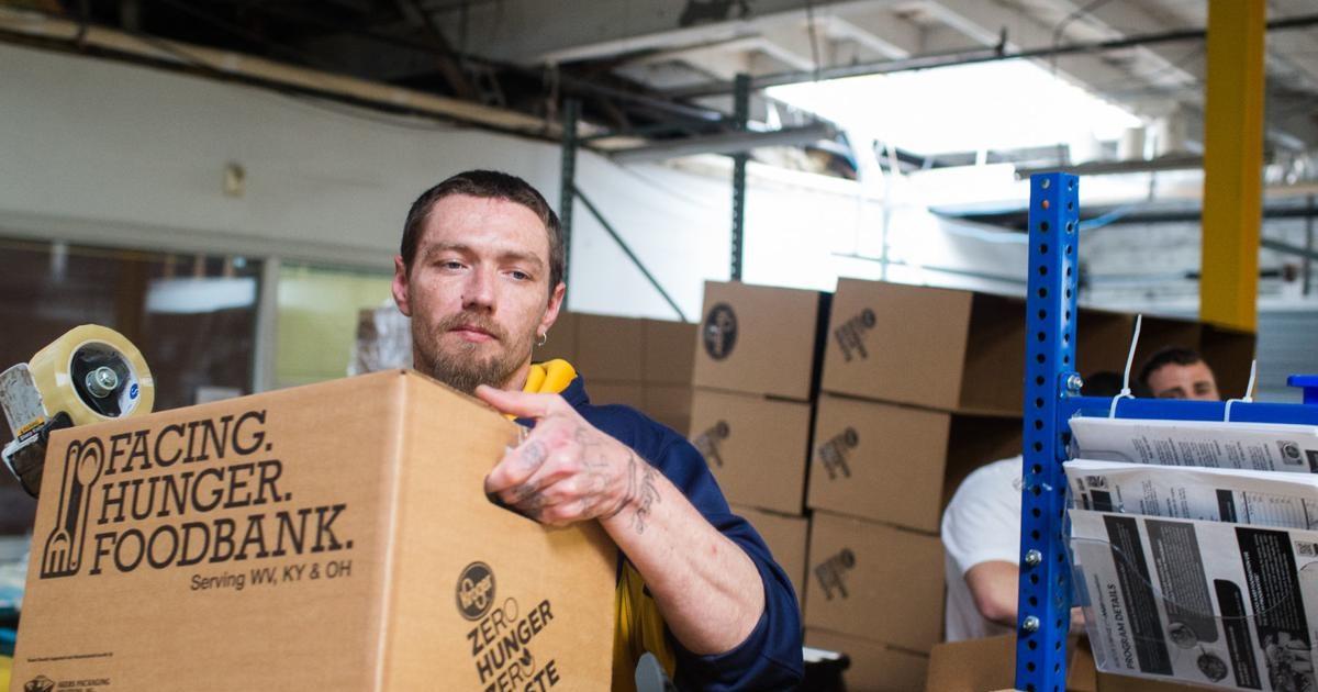 Kroger donates over $40,000 to W.Va. food banks