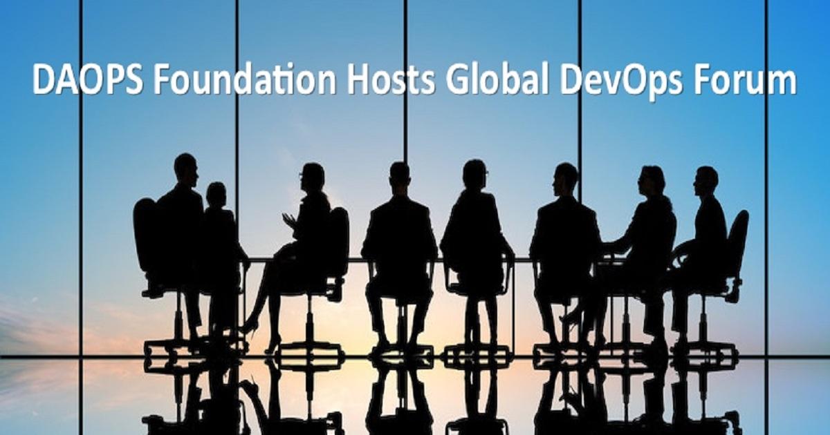 DAOPS Foundation Hosts Global DevOps Forum