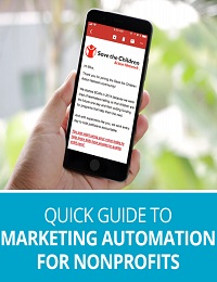 QUICK GUIDE TO MARKETING AUTOMATION FOR NONPROFITS