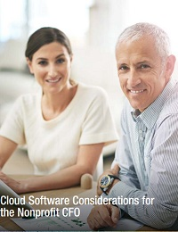 CLOUD CONSIDERATIONS FOR THE NONPROFIT CFO