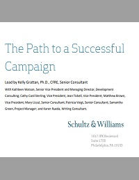 THE PATH TO A SUCCESSFUL CAMPAIGN