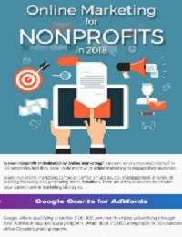 ONLINE MARKETING FOR NONPROFITS IN 2018