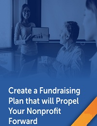 CREATE A FUNDRAISING PLAN THAT WILL PROPEL YOUR NONPROFIT FORWARD