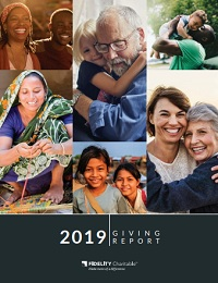 THE 2019 FIDELITY CHARITABLE GIVING REPORT
