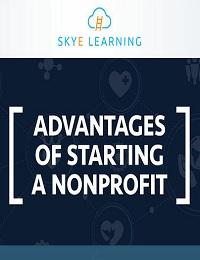 ADVANTAGES OF STARTING A NONPROFIT